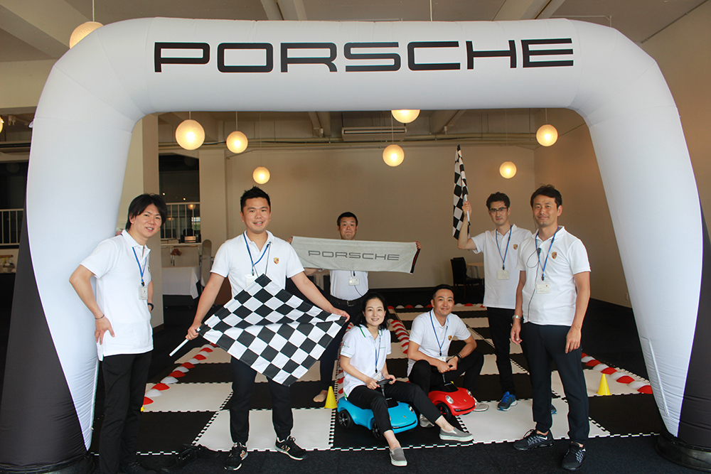 2017.08.26 Porsche Center Meguro Owner's Meeting08